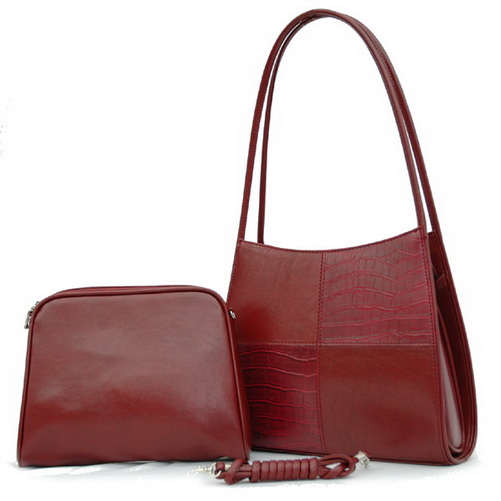 Designer inspired classic 2-in-1 Shoulder Bag