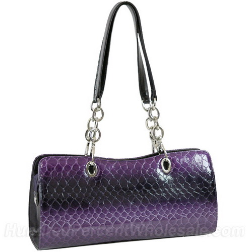 Dasein Esserpenti® Partial Chain Handle Shoulder Bag