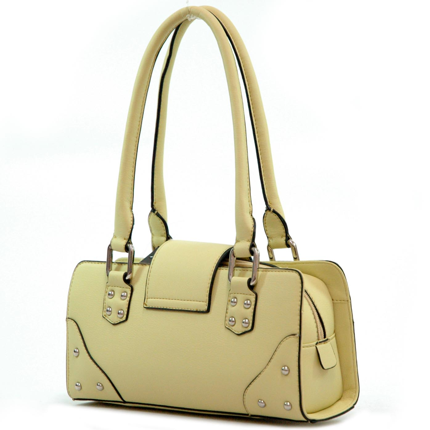 Dasein Designer Inspired Soft Shoulder Bag