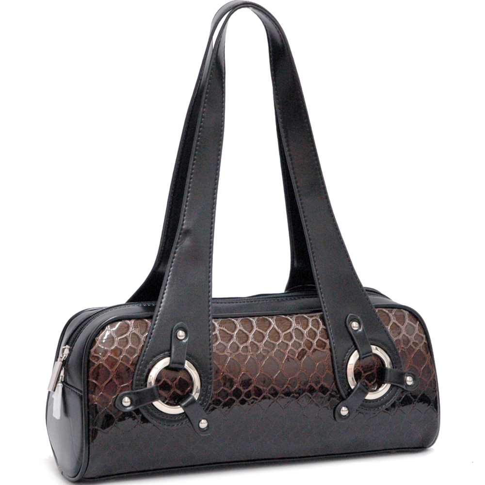 Dasein Esserpenti® Elongated Shoulder Bag