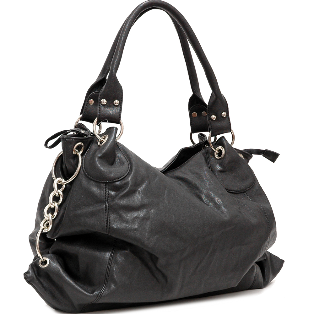 Dasein Transzendenz® Side Chain Shoulder Bag
