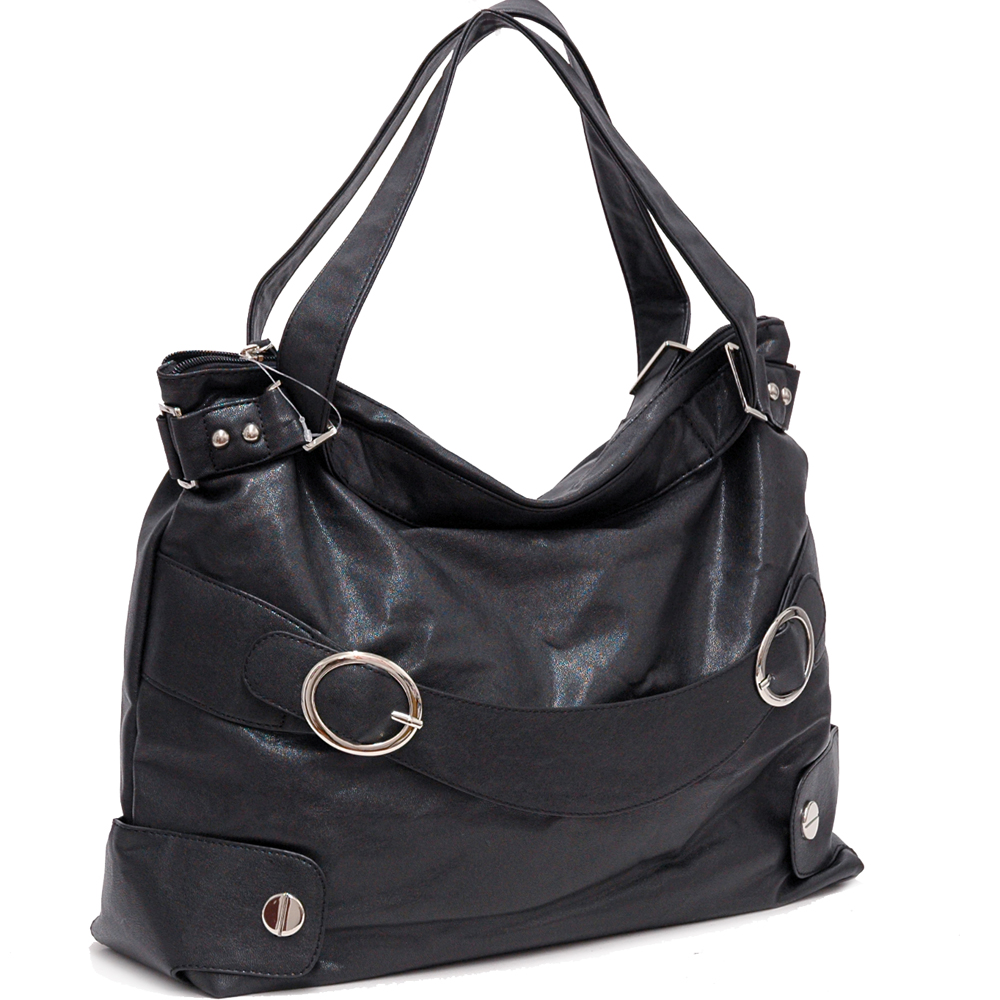 Dasein Transzendenz® Arched Belt Shoulder Bag