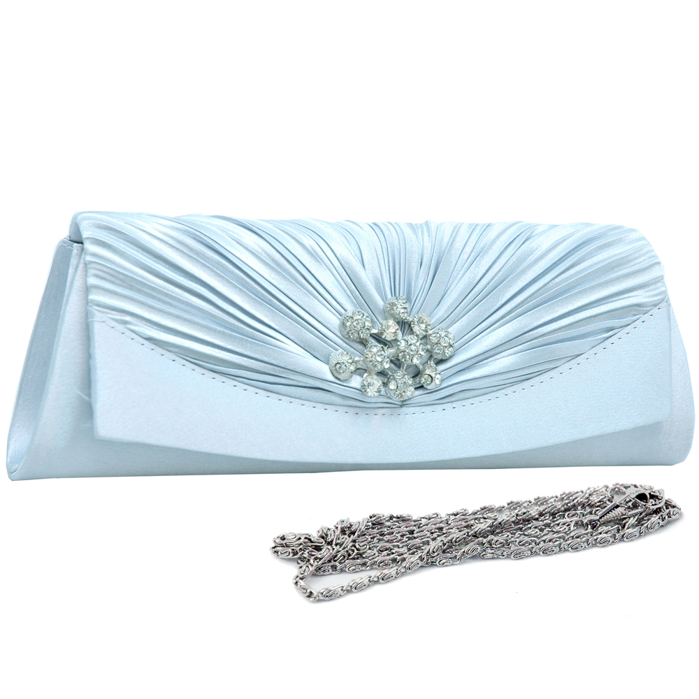 Rhinestone Jewel Evening Bag