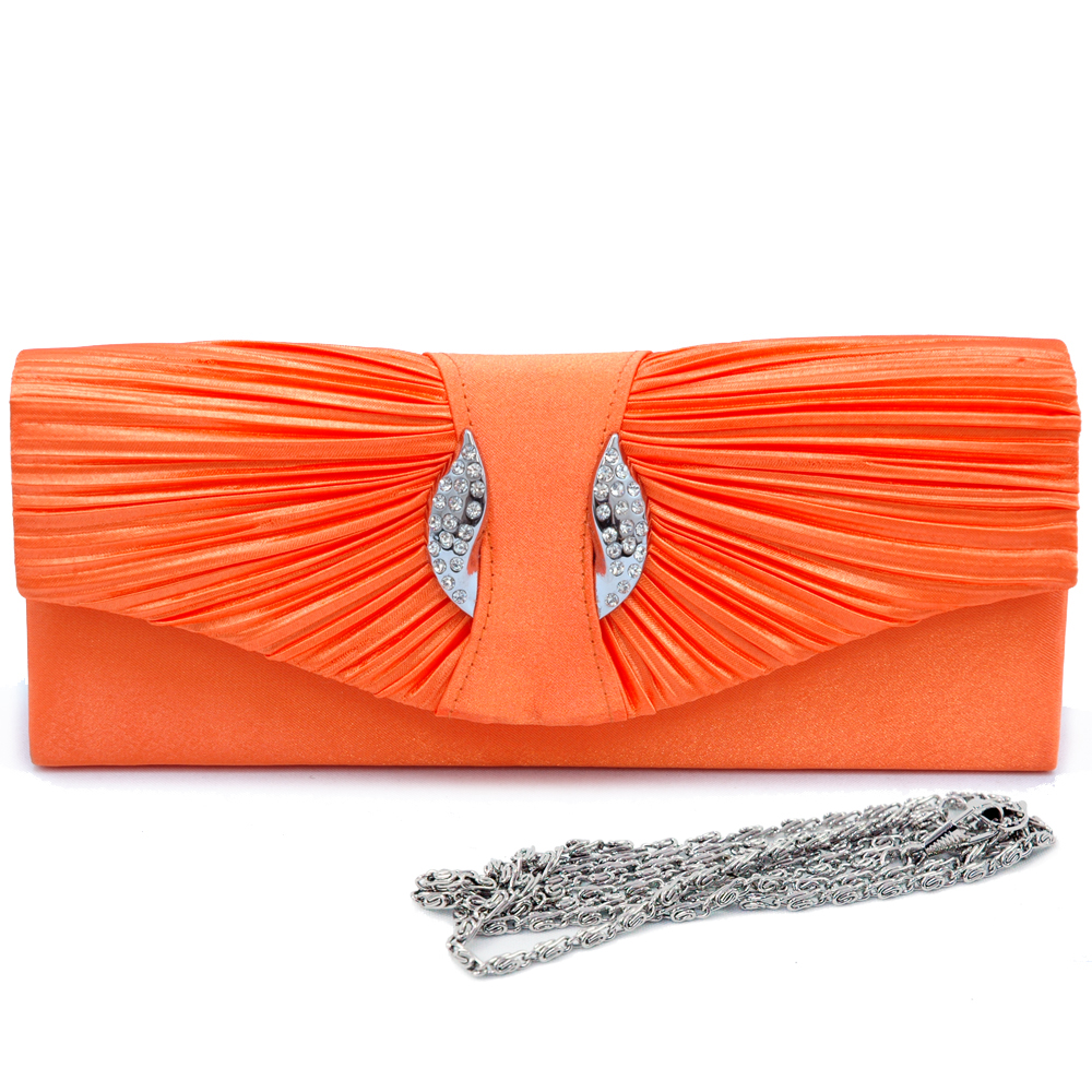 Rhinestone Jewel Clutch