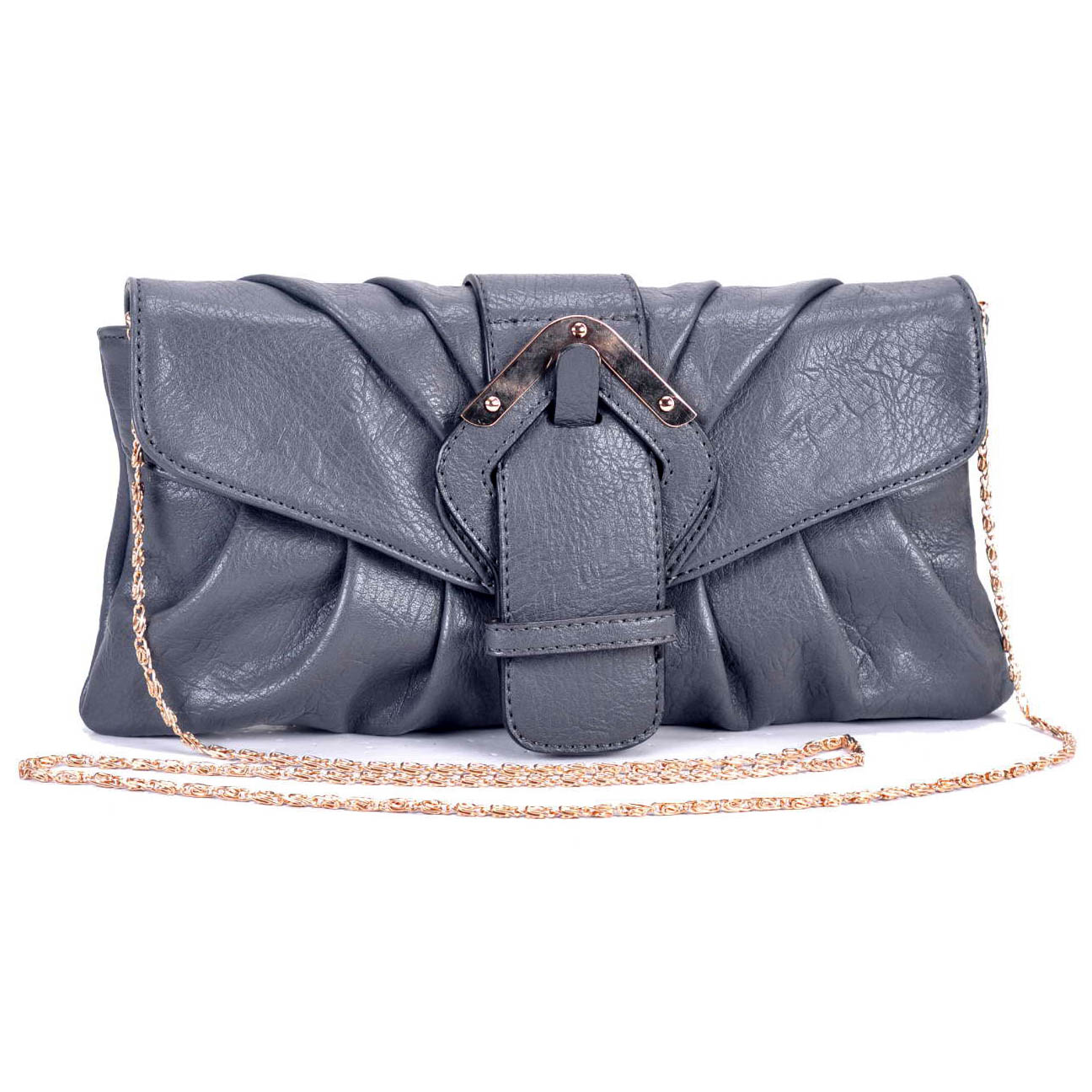 Deyce® Belt Buckle Crossbody/Clutch