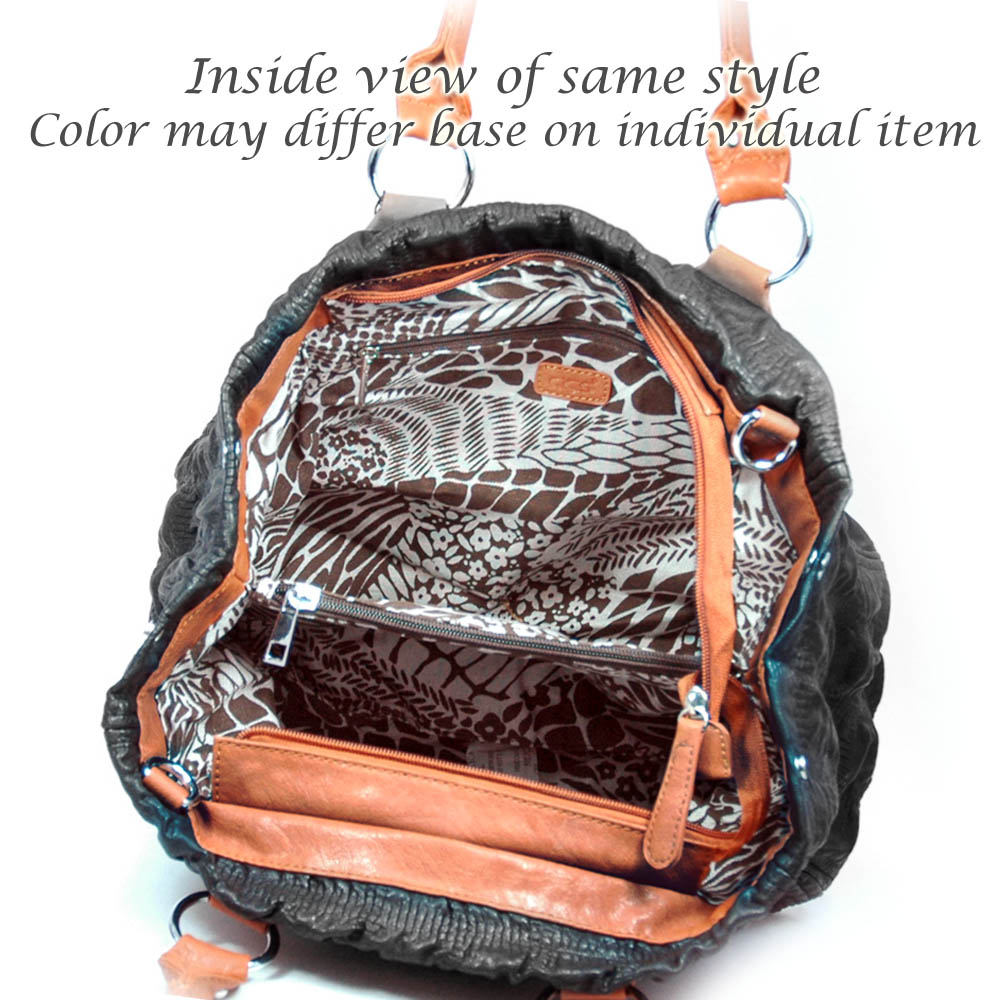 CCS® Quilted Expandable Shoulder Bag