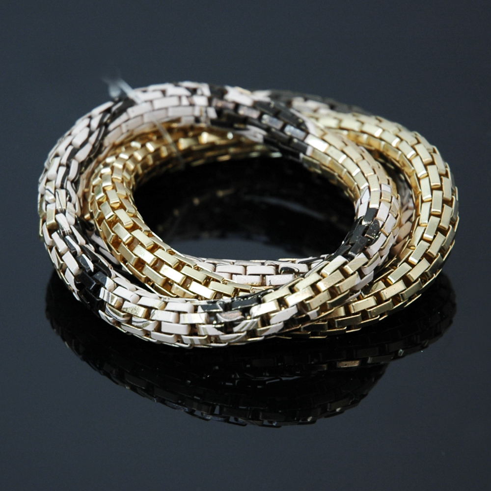 Metallic Fashion Bracelets