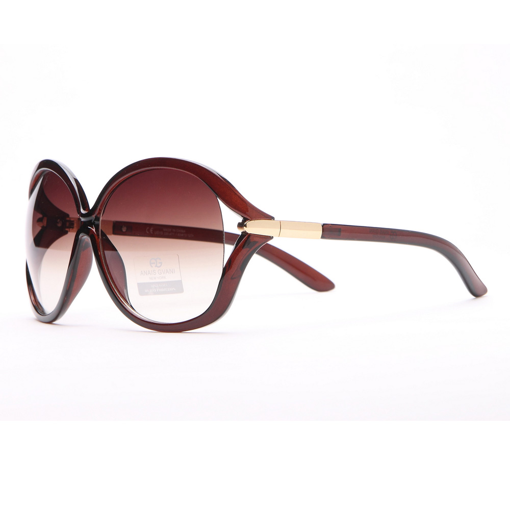 Chic Open Temple Fashion Sunglasses