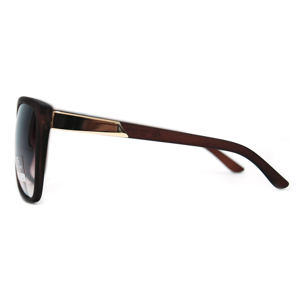 Smooth Plastic Classic Fashion Sunglasses