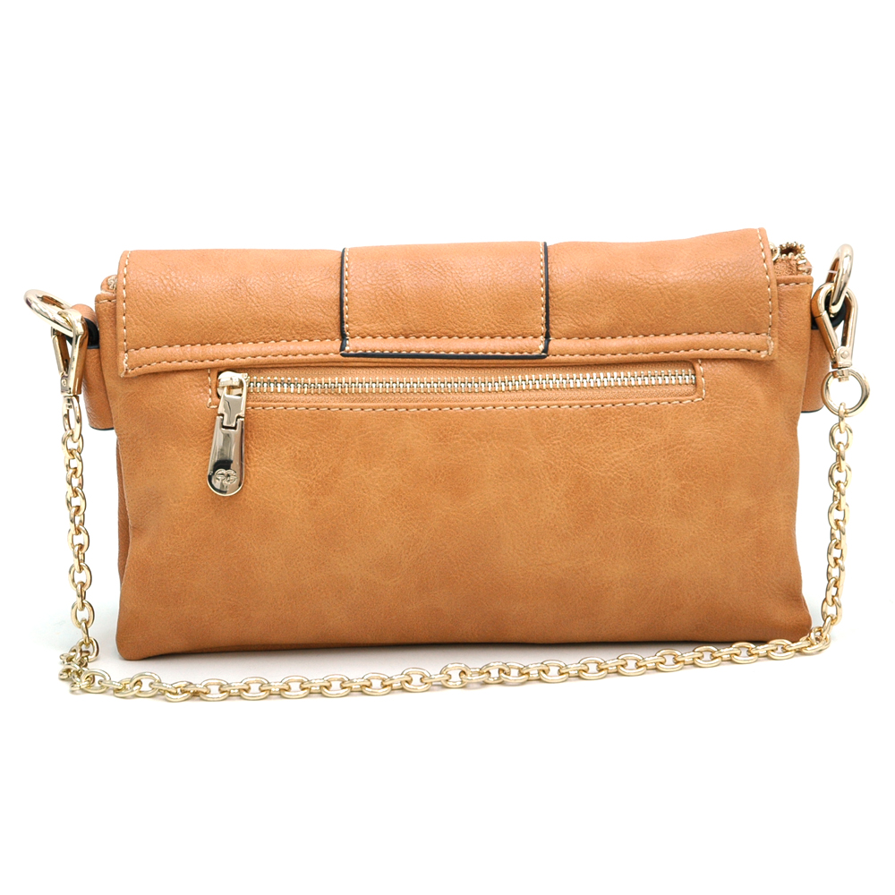 Anais Gvani® Worldwide Plaza Needle Lock Clutch