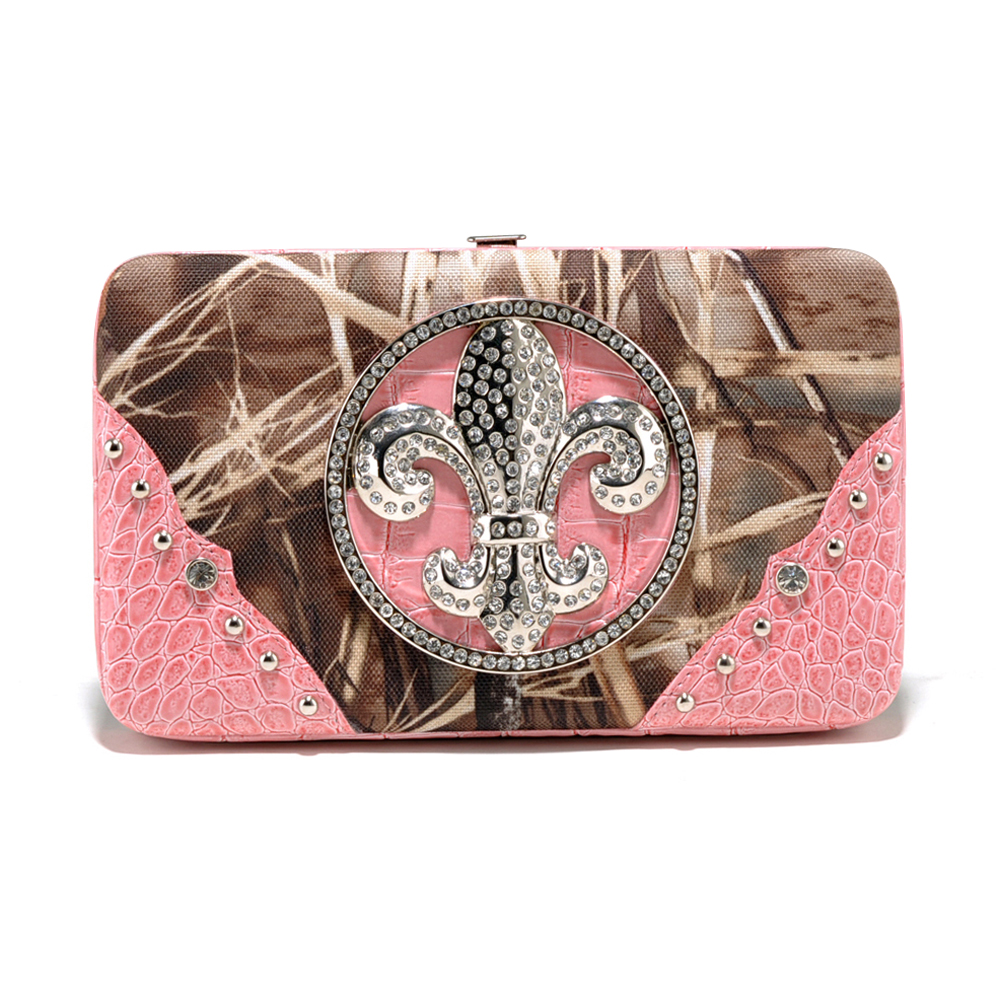Realtree® Nicole Frame Wallet