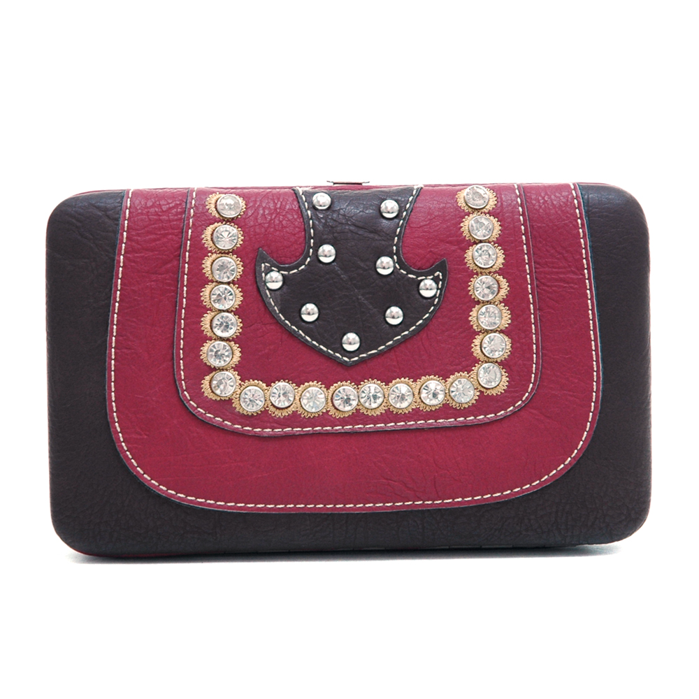 Country Road® Pueblo Arrowhead Wallet