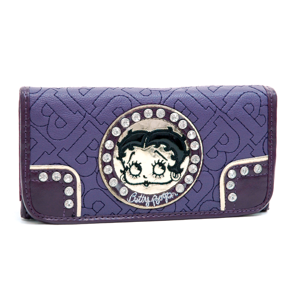 Betty Boop® Golden-Gal-Betty Wallet