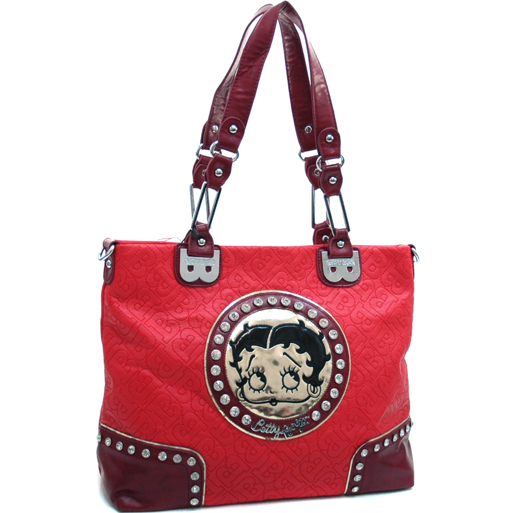 Betty Boop® Golden-Gal-Betty Tote
