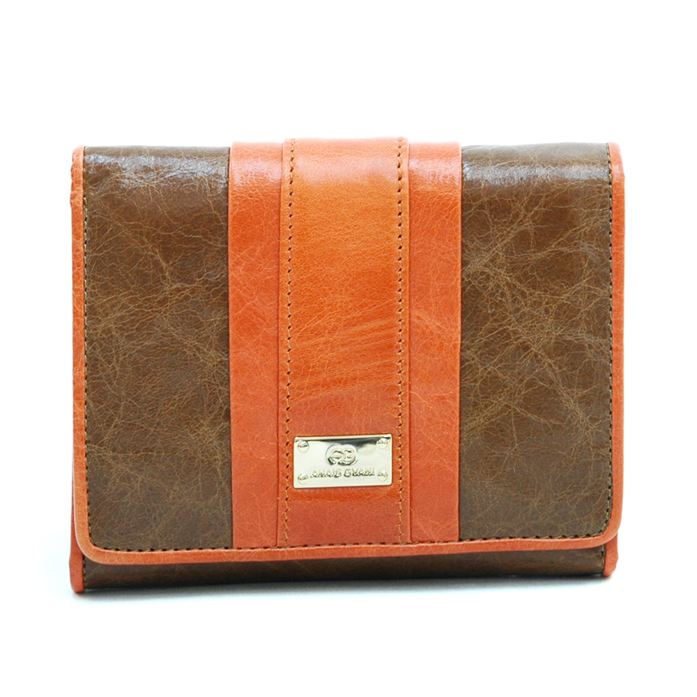 Anais Gvani® Bronx Park Petite Genuine Leather Wallet
