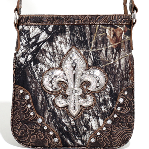 Mossy Oak® Marie Messenger Bag
