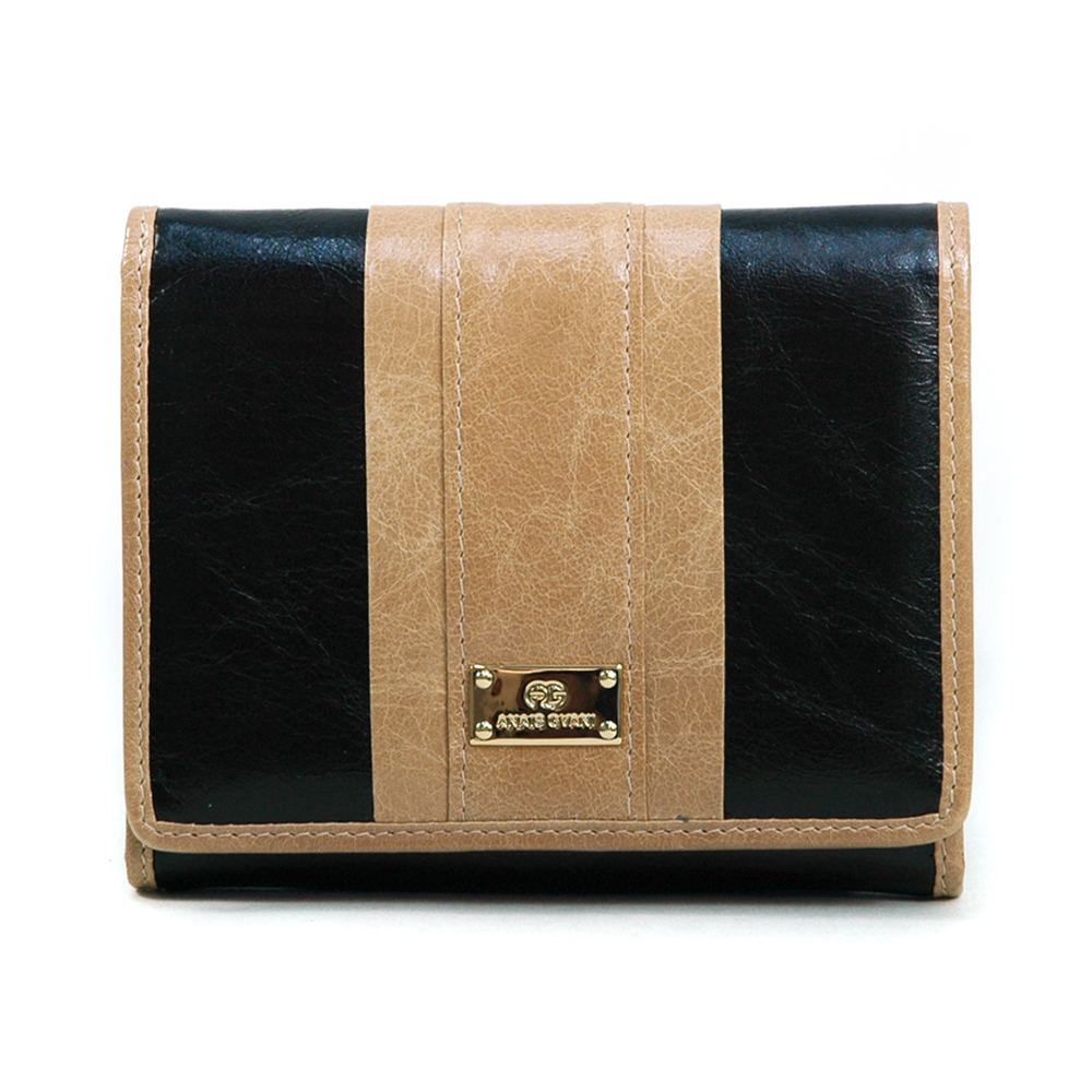 Anais Gvani® Duane Park Genuine Leather Wallet