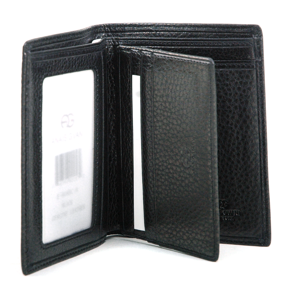 Anais Gvani® Men's Genuine Top Grain Leather Wallet