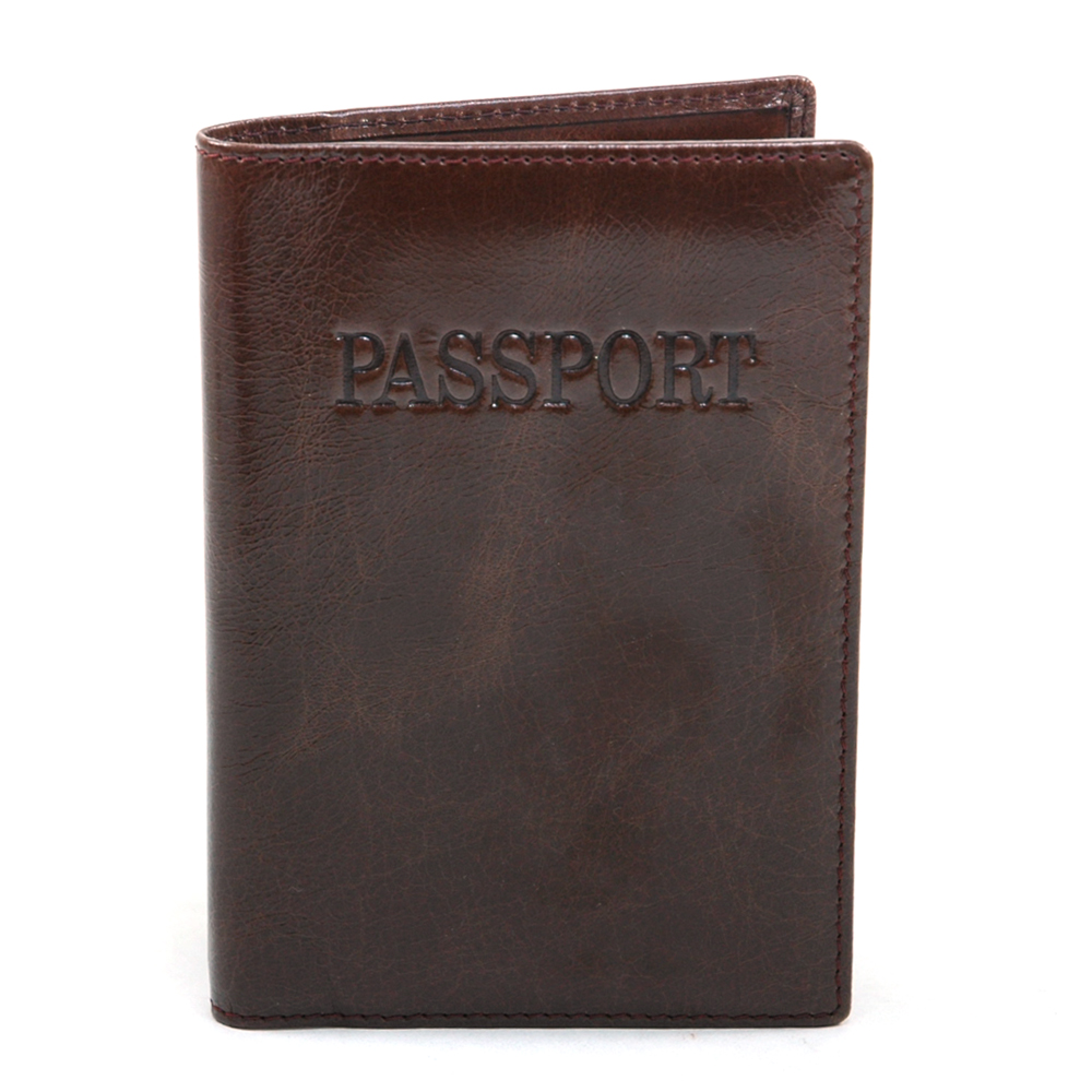 Anais Gvani® Tribeca Park Genuine Passport Cover