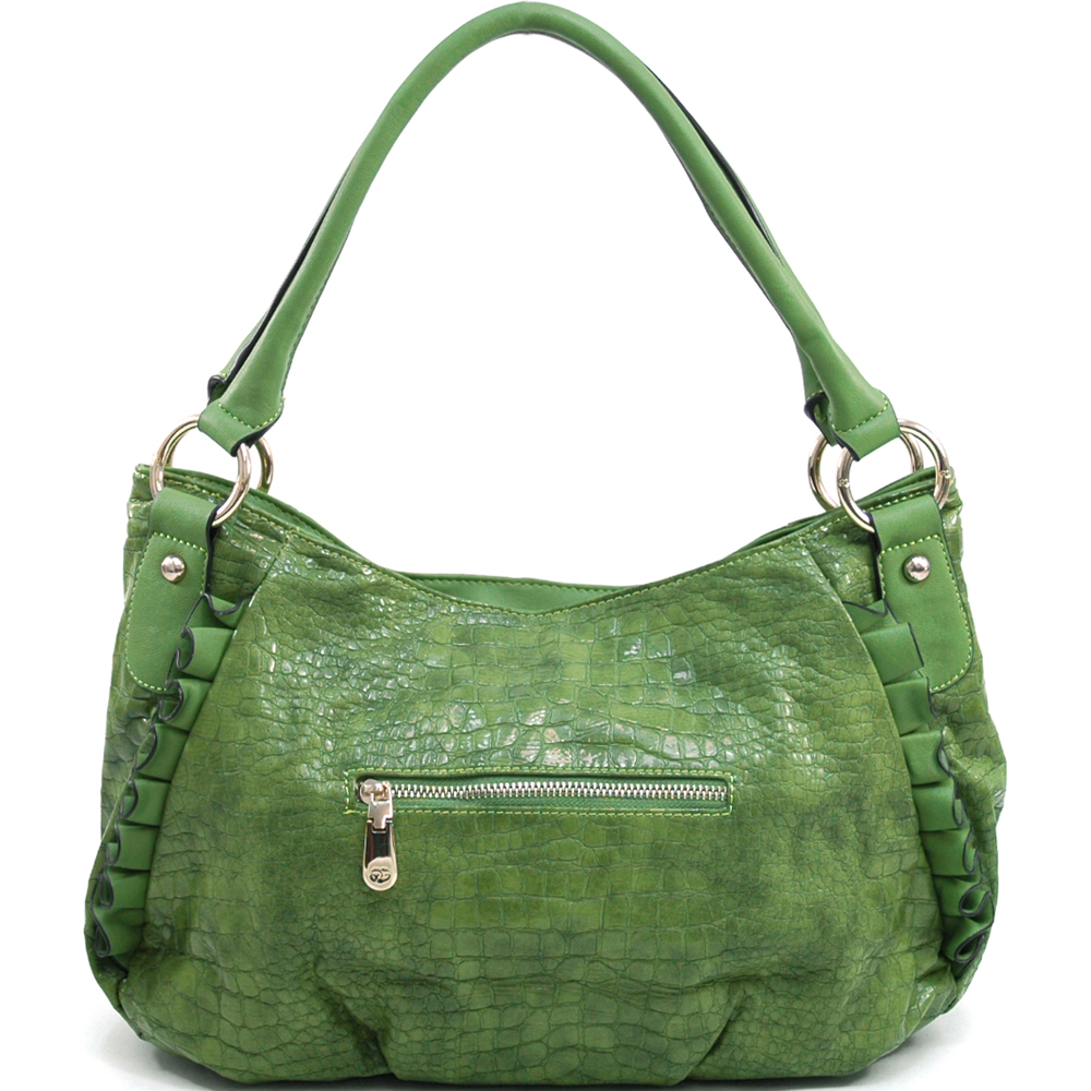 Anais Gvani® Prospect Park Ruffled Shoulder Bag