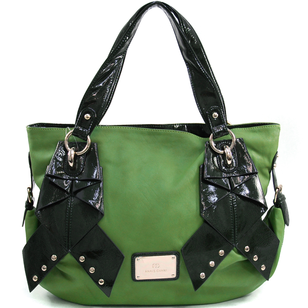 Anais Gvani® Union Square Ribboned Tote
