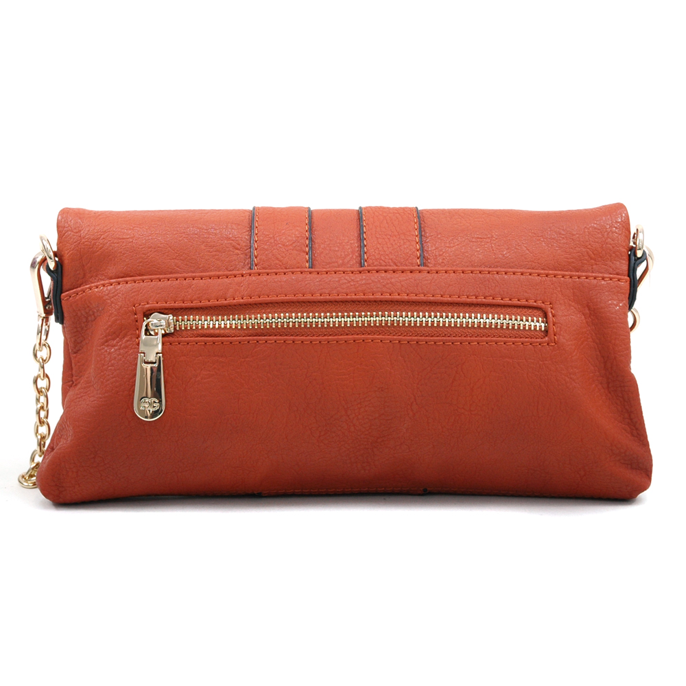 Anais Gvani® Worldwide Plaza Petite Needle Lock Clutch