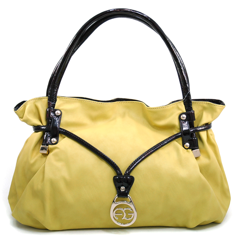 Anais Gvani® Union Square Logo Pendant Shoulder Bag