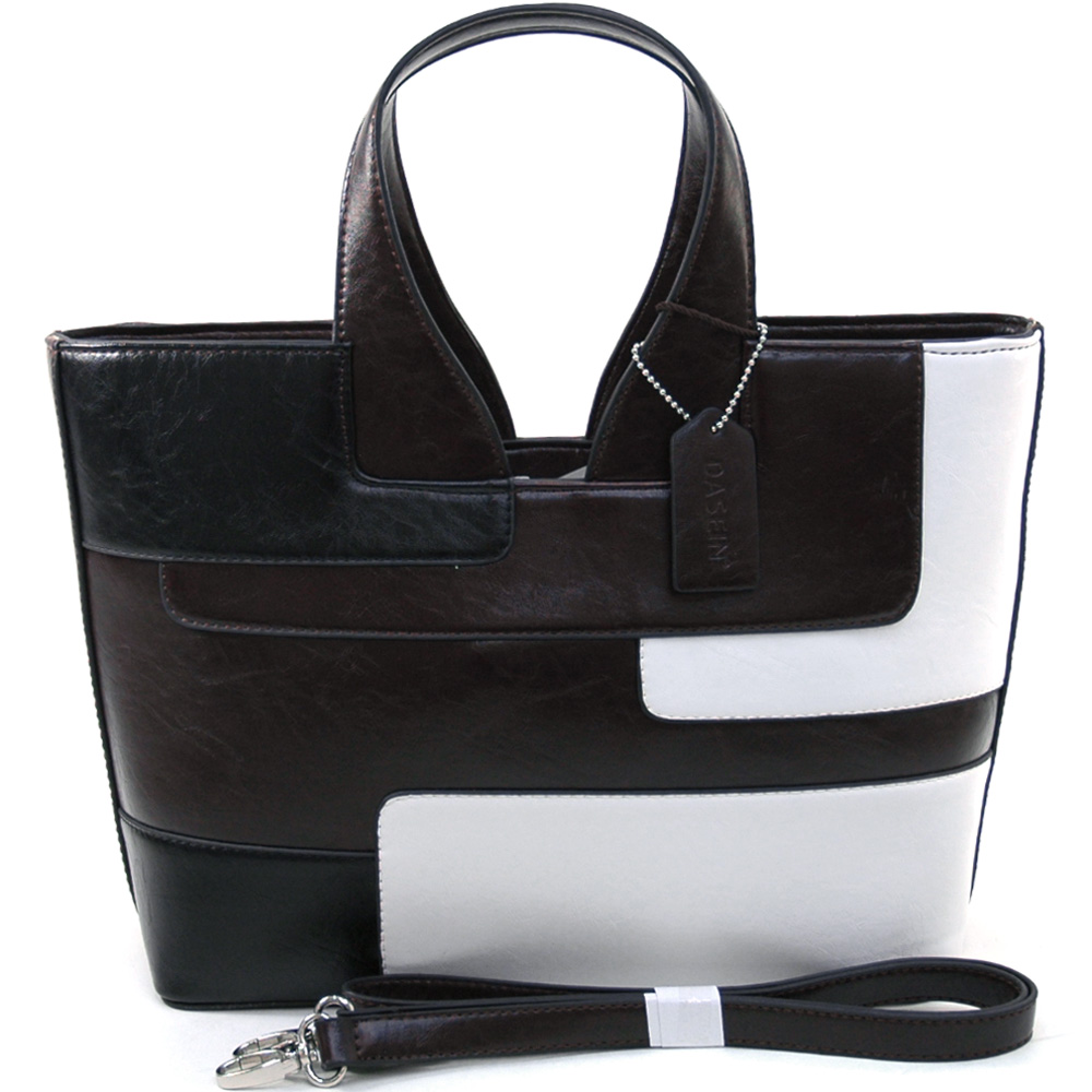 Dasein Phenomenology® Concave Top Satchel
