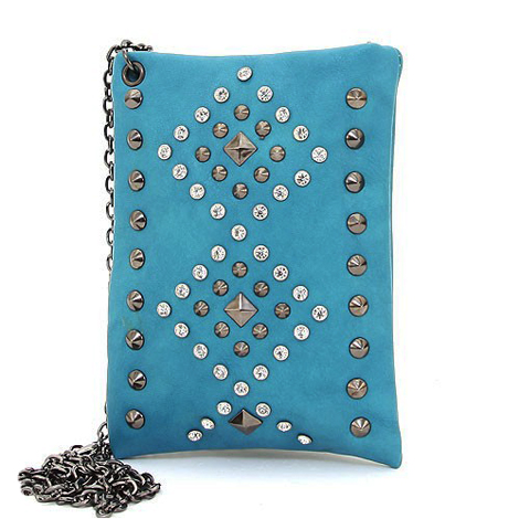 U Style® Assorted Rhinestone & Studded Messenger Bag