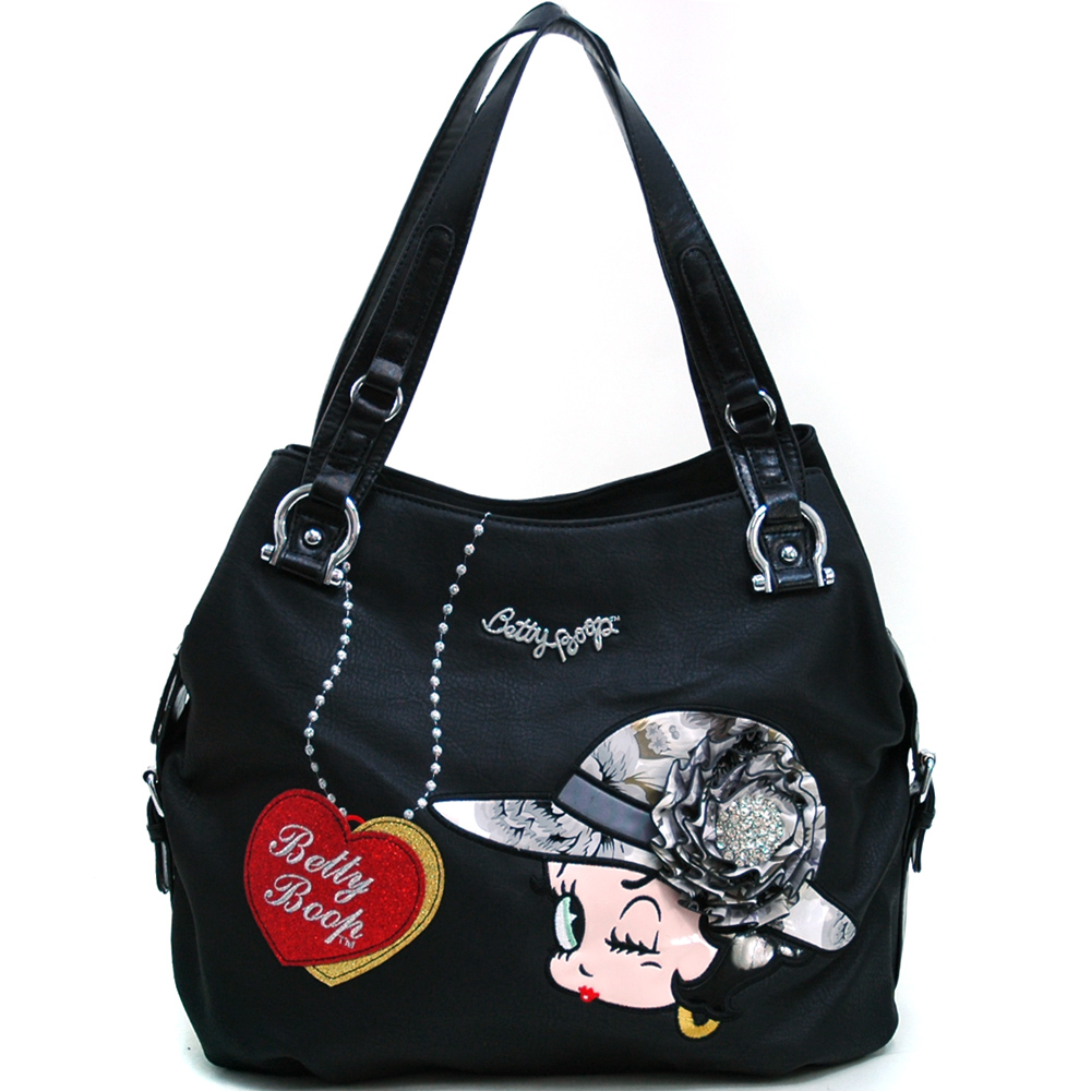 Betty Boop® Dizzy Dishes Classic Shoulder Bag