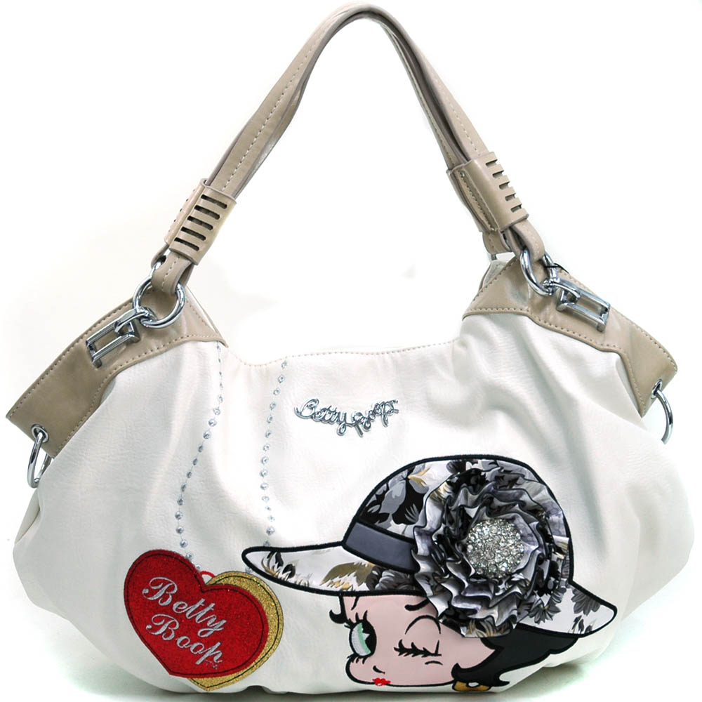 Betty Boop® Dizzy Dishes Classic Hobo
