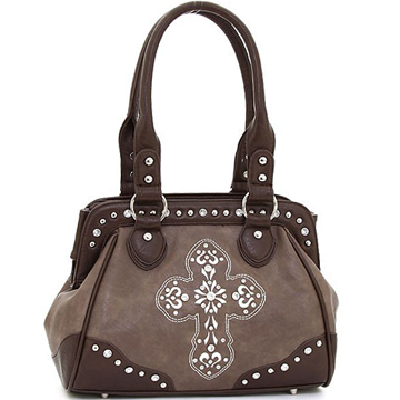 U Style® Decorated Cross Shoulder Bag