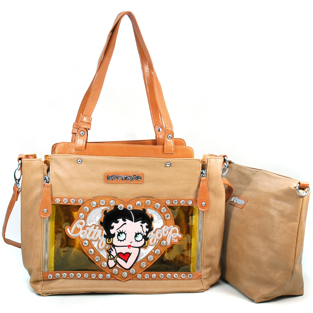 Betty Boop® Little Pal Pudgy 2-in-1 Tote