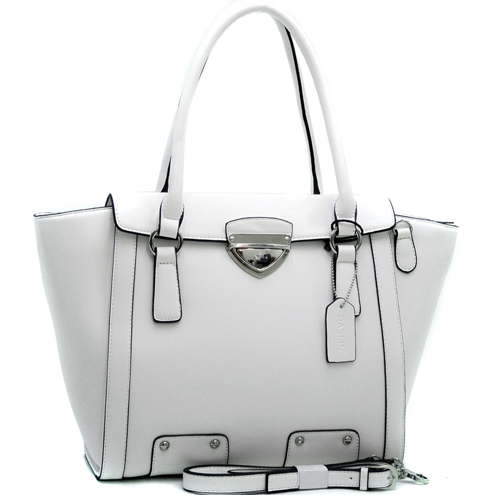 Dasein Kosmos® Buckle Top Tote