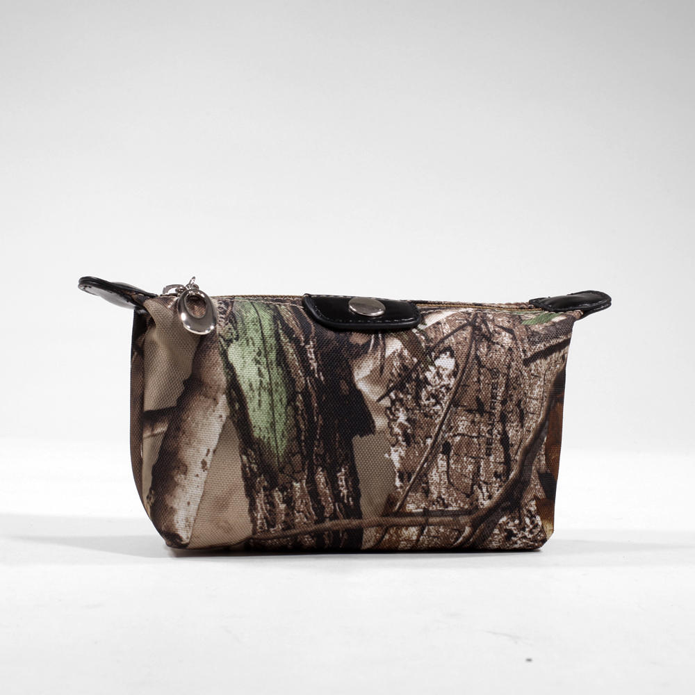Realtree® APG Dark Camo Cosmetic Bag