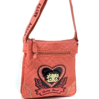 Betty Boop® Queen Of Cartoons Crossbody