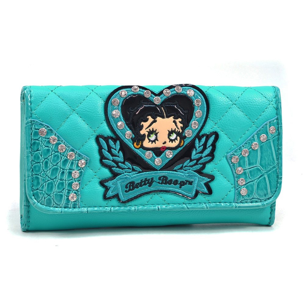 Betty Boop® Queen Of Cartoons Wallet
