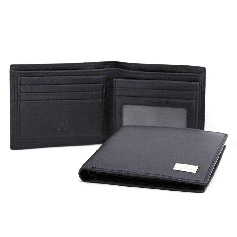 Anais Gvani® Men's Smooth Genuine Italian Leather Wallet