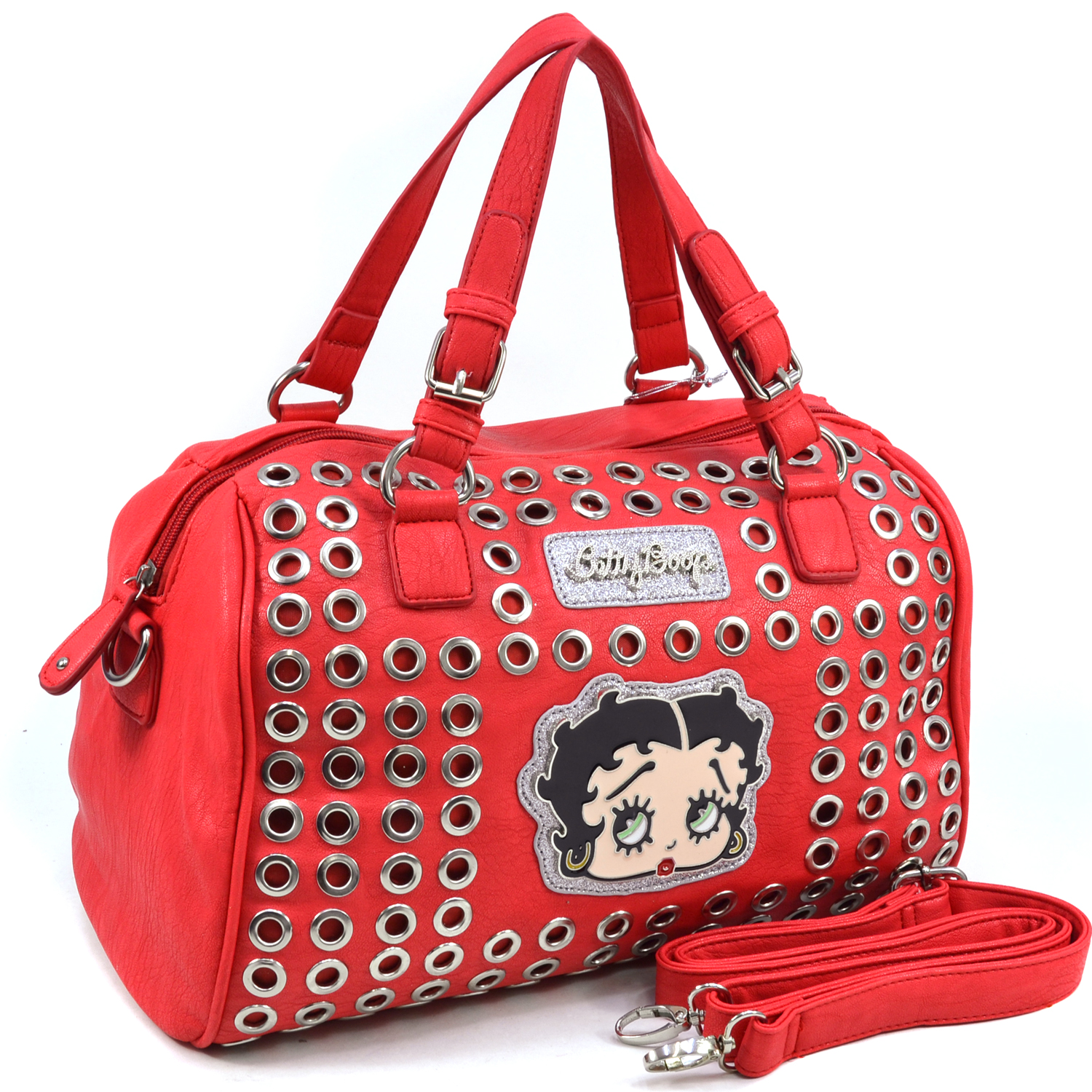 Betty Boop® The Ringmaster Satchel
