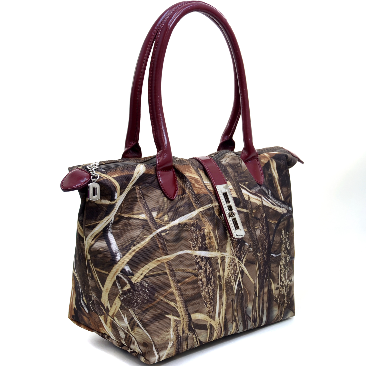 Realtree® Max-4 Camo Twist Lock Tote