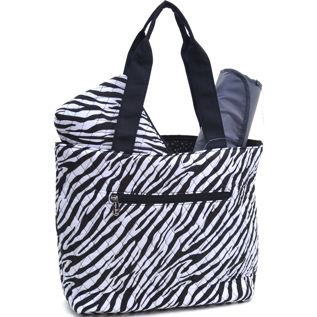 Rosen Blue® Wild Kids 3Piece Diaper Tote