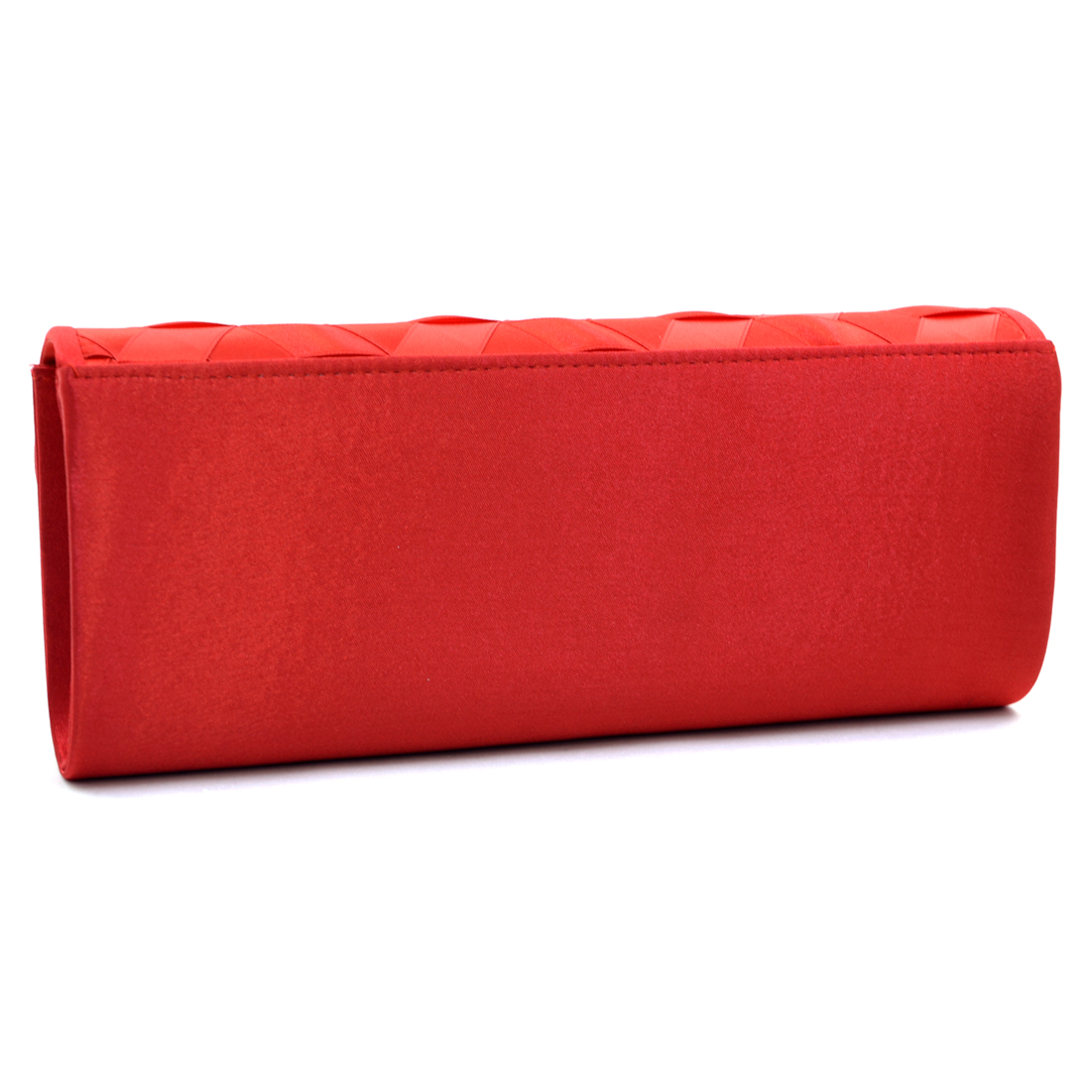 Dasein® Woven Ribbon Evening Clutch