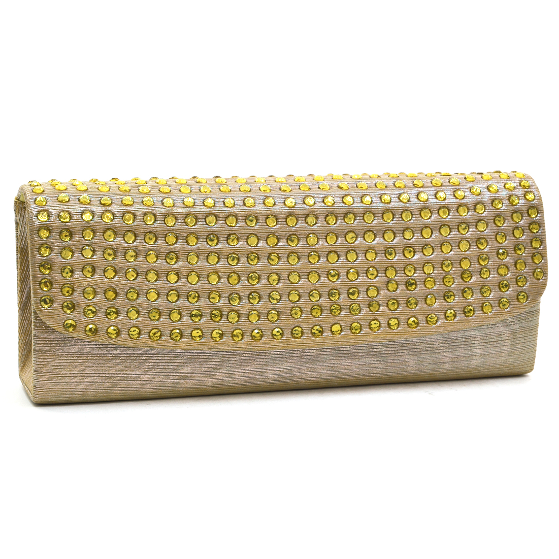 Dasein® Dot Studded Evening Clutch