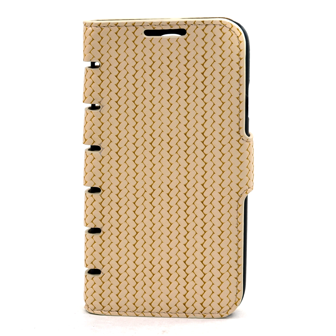 Dasein® 2-in-1 Faux Leather Weave Texture Case for Samsung Galaxy S4