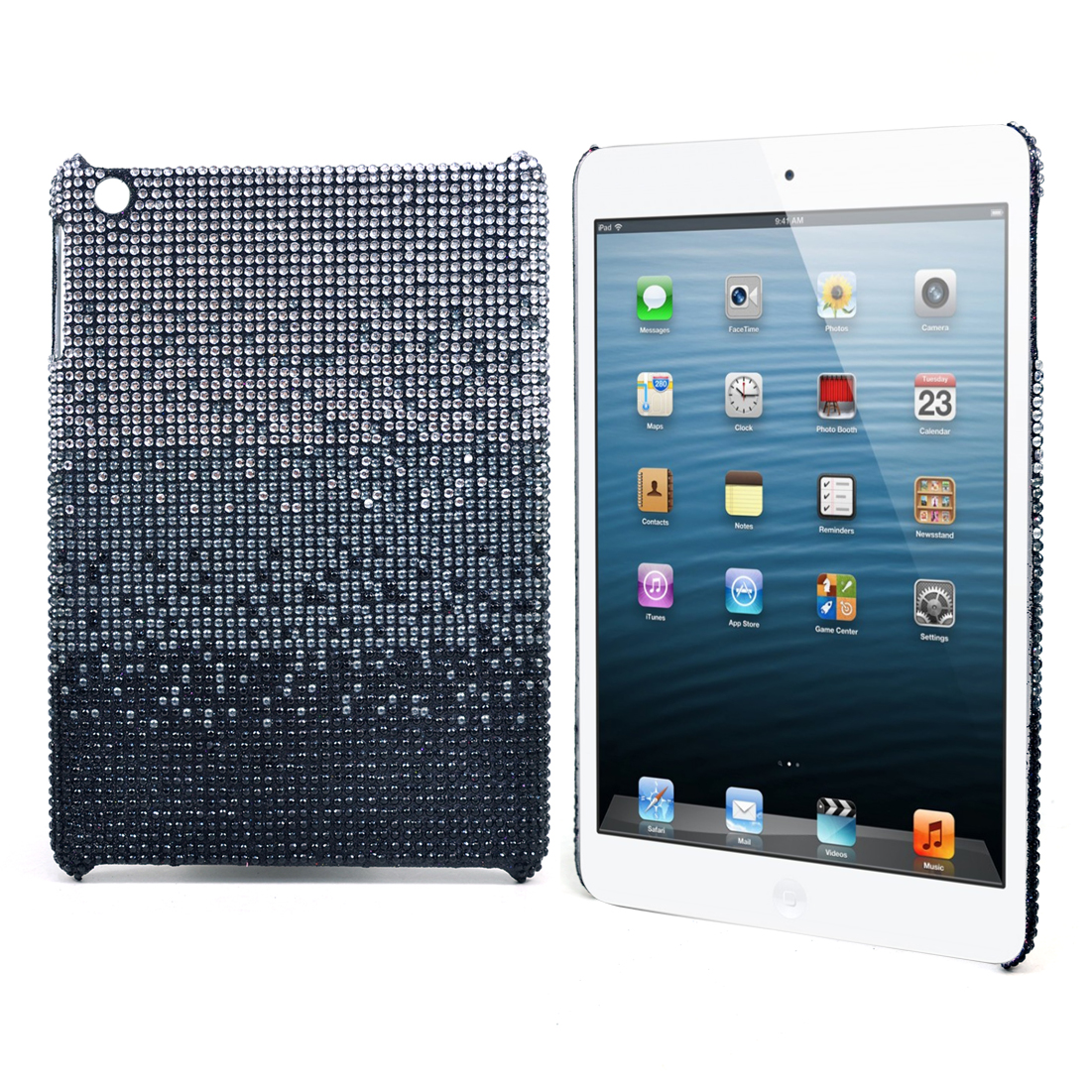 Dasein® Gradient Rhinestone Embellished iPad Mini Case
