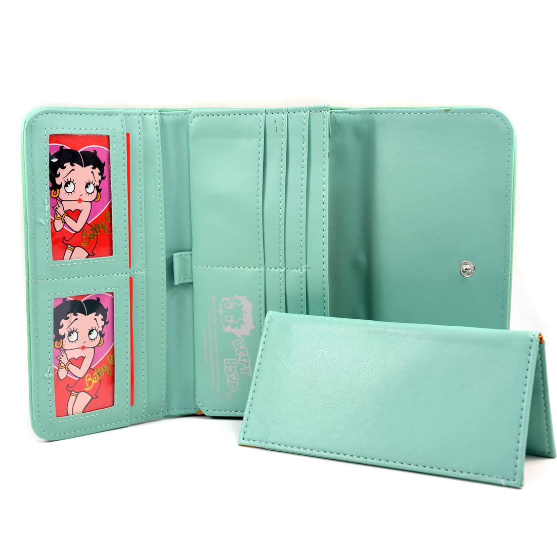 Betty Boop® Bling-Bling-Betty Mix Studded Wallet