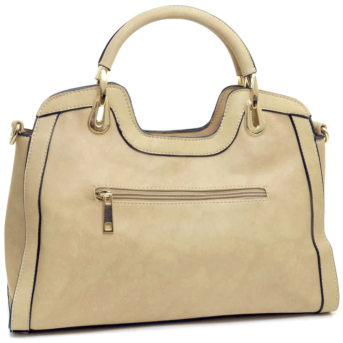 Classic Briefcase Style Fashion Satchel