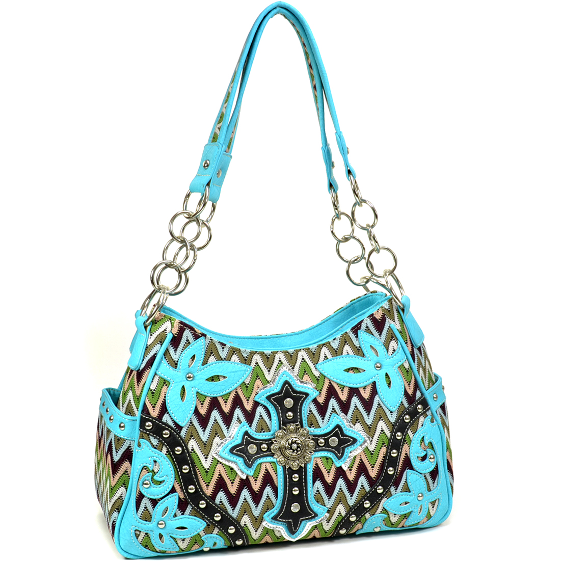 Reverence Crochet Bag