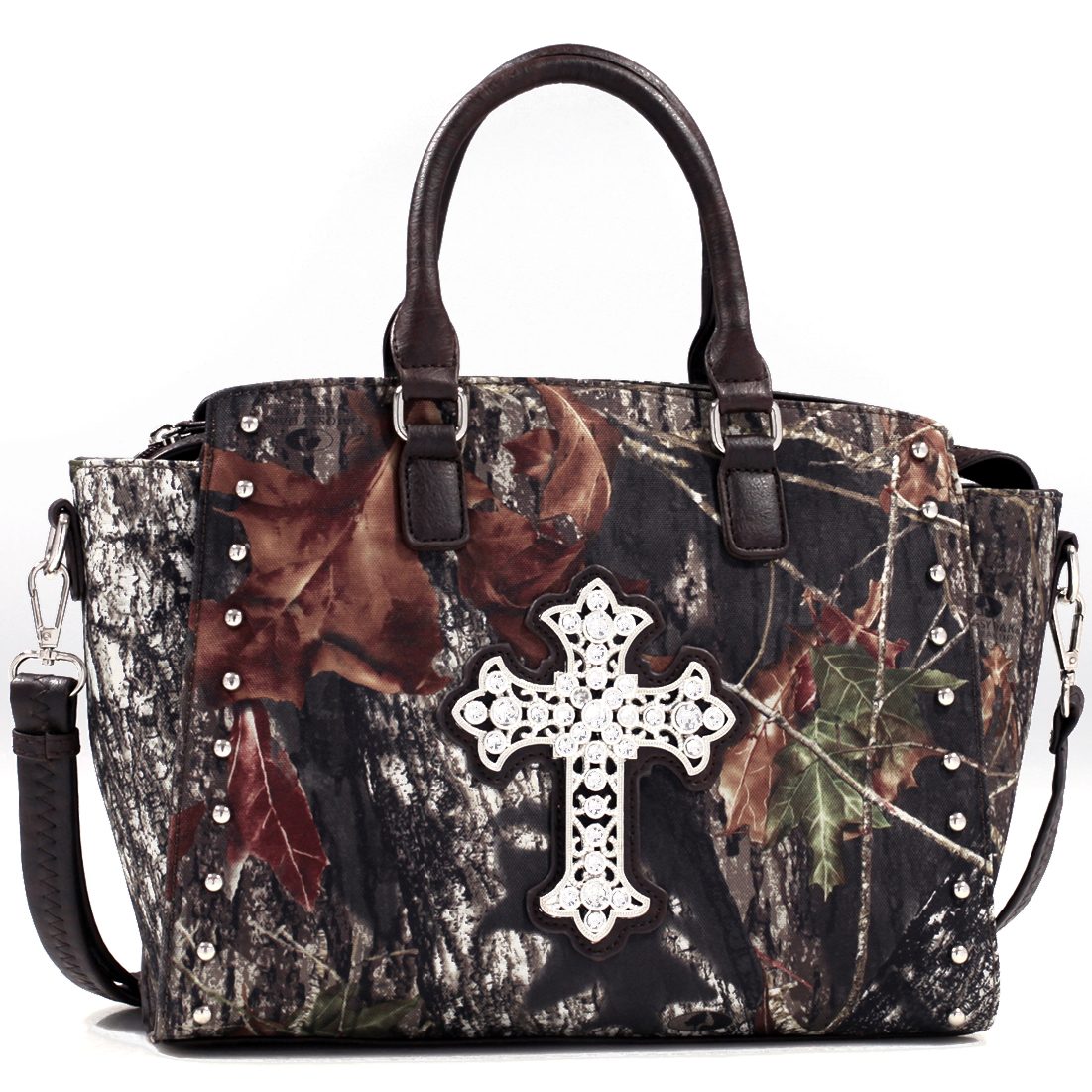 Mossy Oak® Elena Winged Satchel