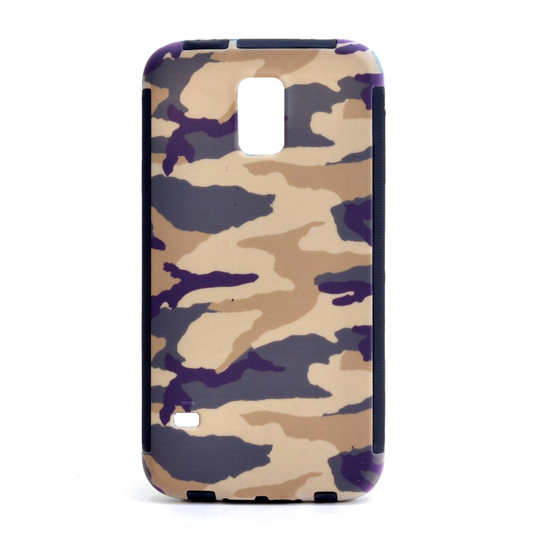 Dasein® Fashion Camo Print Phone Case for Samsung Galaxy S5